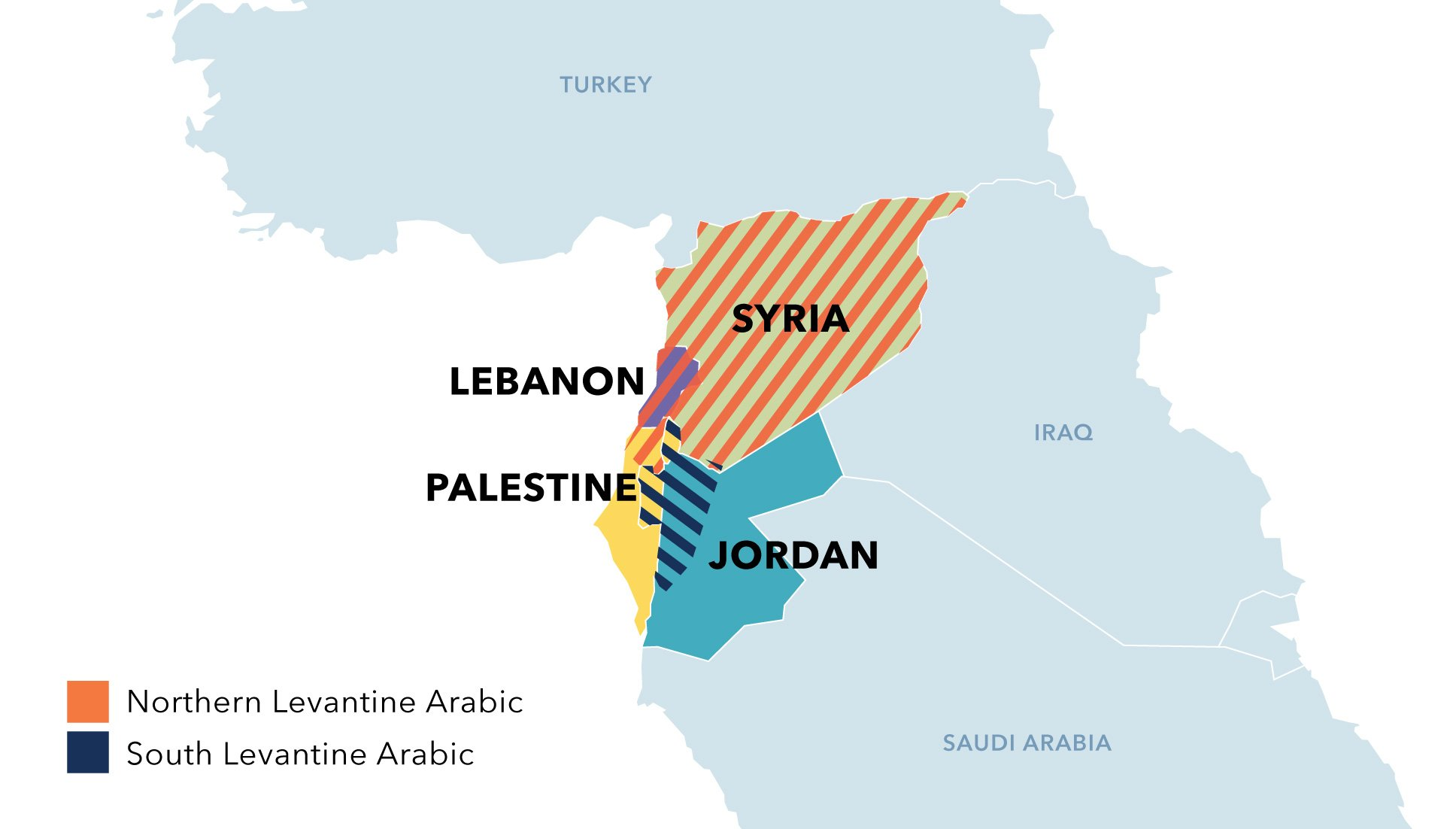 levantine-arabic-map